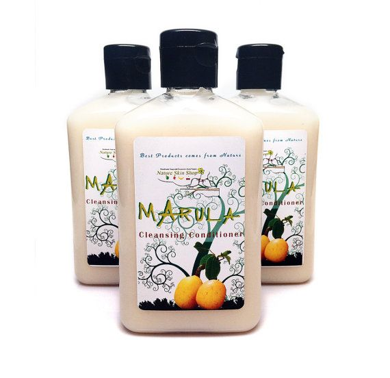 Amazing Marula Cleansing Conditioner  For Damage by NatureSkinShop