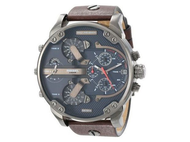 diesel mens watches bold and rugged - project fellowship | men's