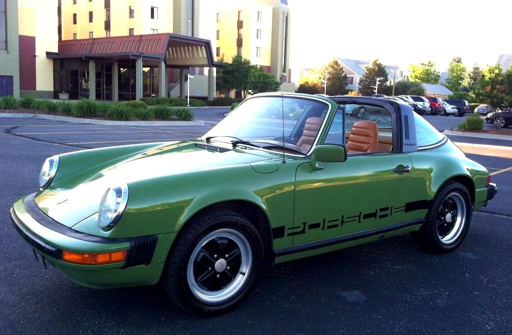 Pin On Porsche Targa
