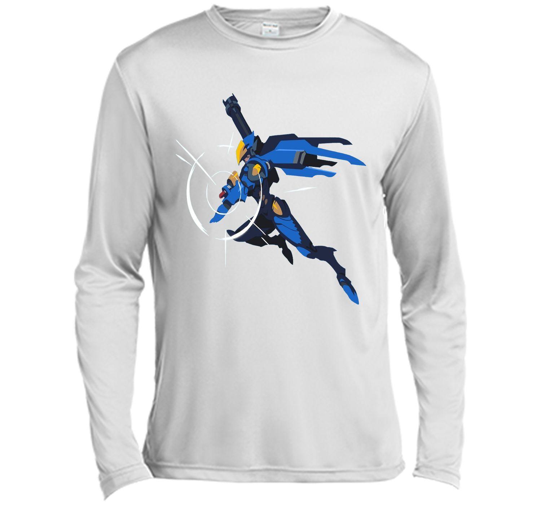 Overwatch Pharah Concussive Blast Spray Tee Shirt | Products | Pinterest
