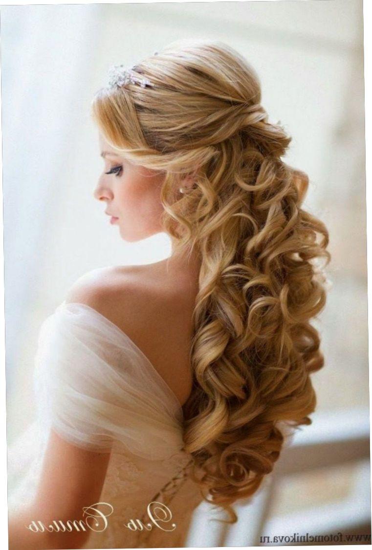 curls for wedding hairstyles   wedding ideas in 2019   long
