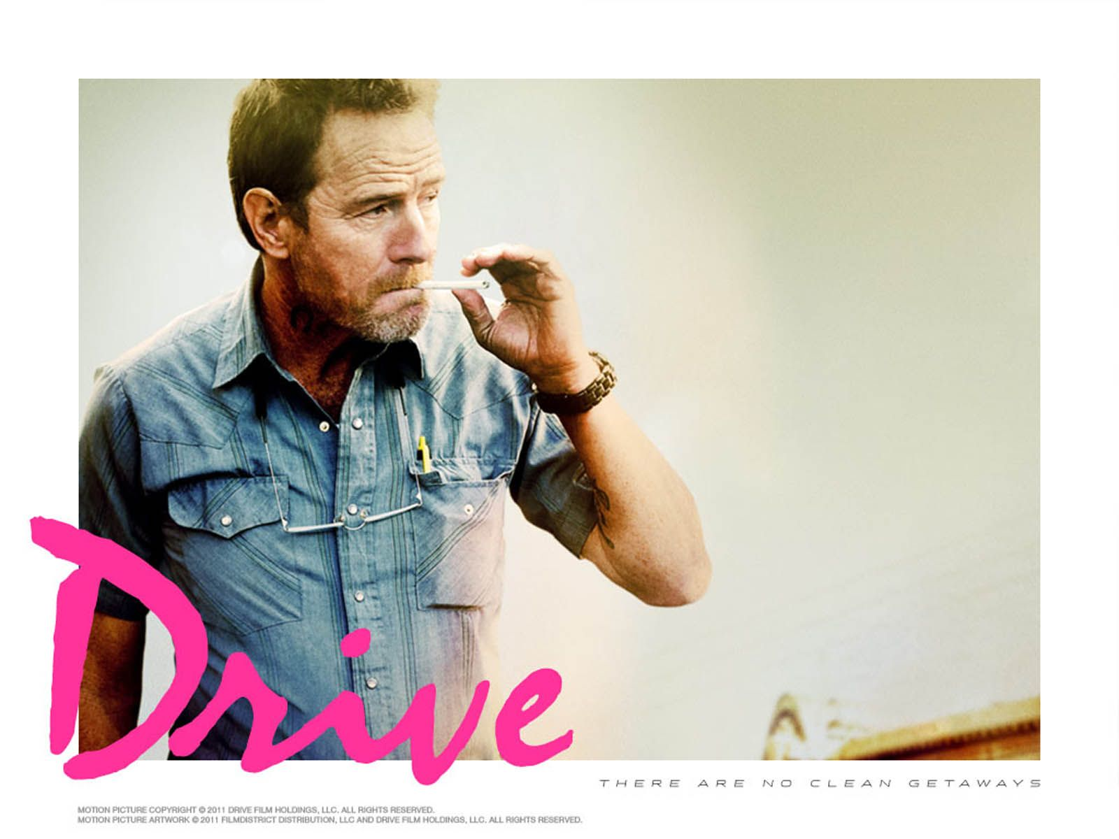 Bryan Cranston In Drive
