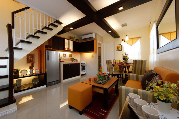Small Townhouse Kitchen Designs