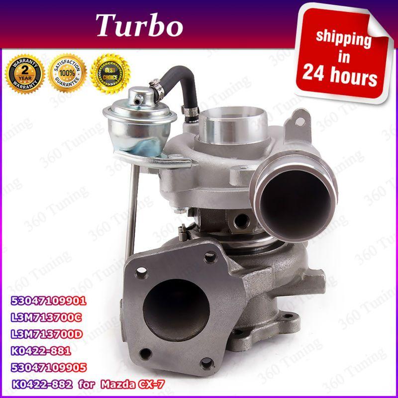 K0422 882 K0422 881 Turbo Turbocharger For Mazda Mazdaspeed 3 6 Cx 7 2 3l Cx7 2 3 Mzr Disi K04 300 Bhp 06 14 K0422 882 L3m71370 Mazda Turbocharger Mazda Cx 7