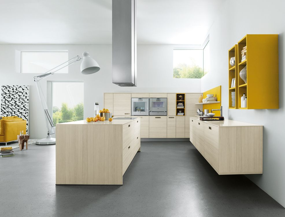 Nieuwe Next125 keuken by Tieleman Keukens. Natuurtinten worden ...