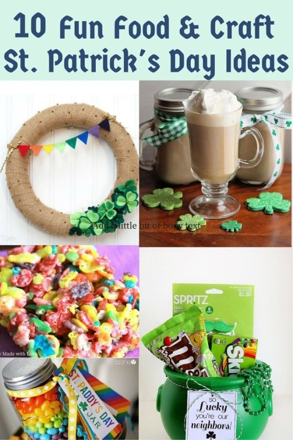 fun st patrick s day ideas fun food easy crafts to create and drinks to make