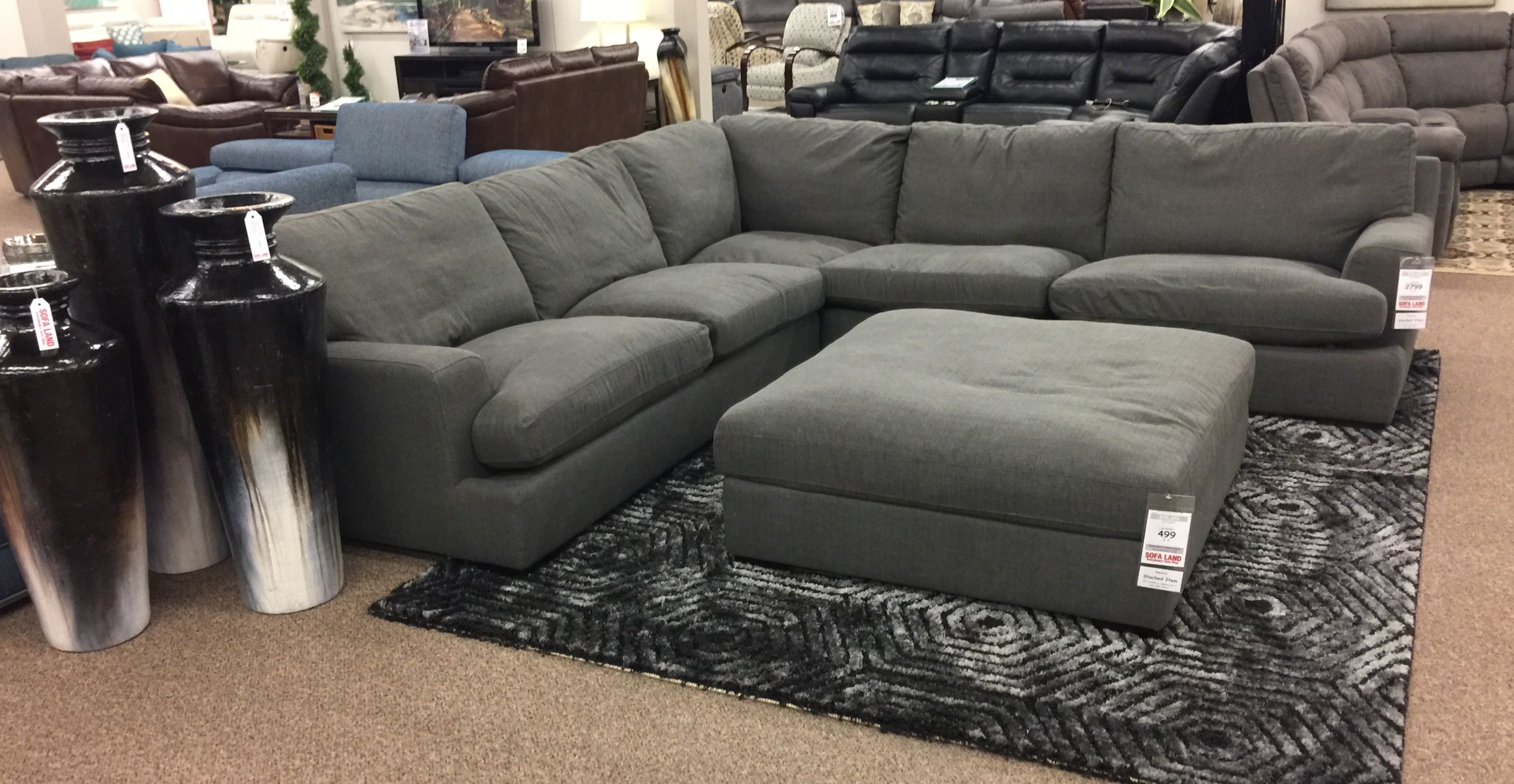 Sofaland Sectional Nap Time Our Kylan Sectional Provides Just The Right Environment
