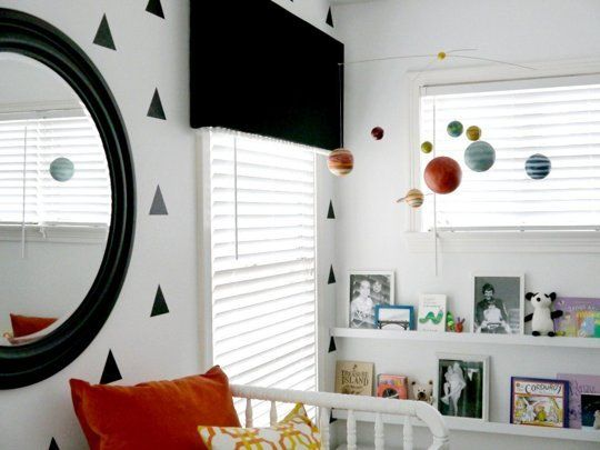 Maxwell's Mix of Old & New — Nursery Tour | Apartment Therapy