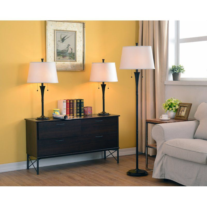 The Kenroy Home Park Avenue Table Lamp And Floor Set Is A Must Have Addition For Your Contemporary Decor It Includes Two Classy Lamps