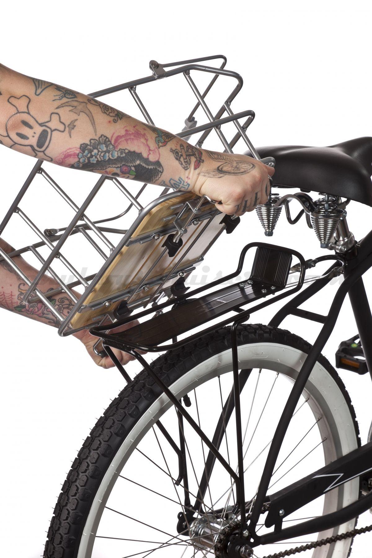 beach cruiser bike rack online