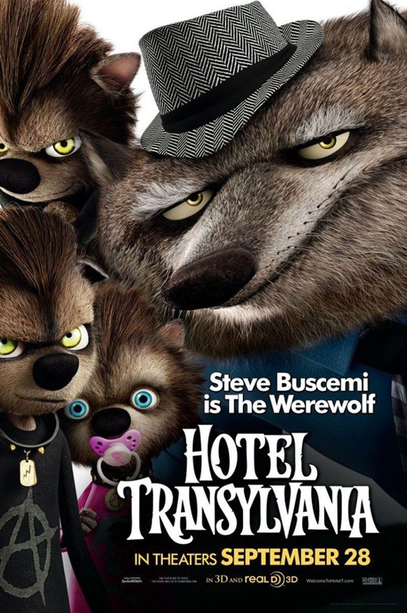 Hotel Transylvania Starring Adam Sandler Kevin James