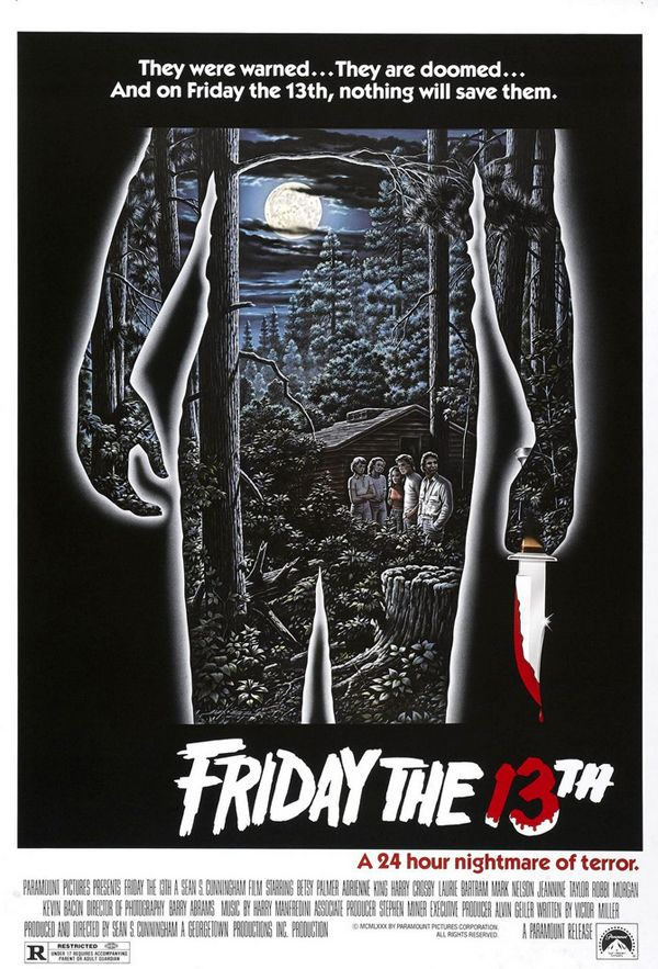 Movie Posters From The 80s Vintage Horror Movie Posters From The 80 S 3d Models Website Slasher Film Classic Horror Movies Scary Movies
