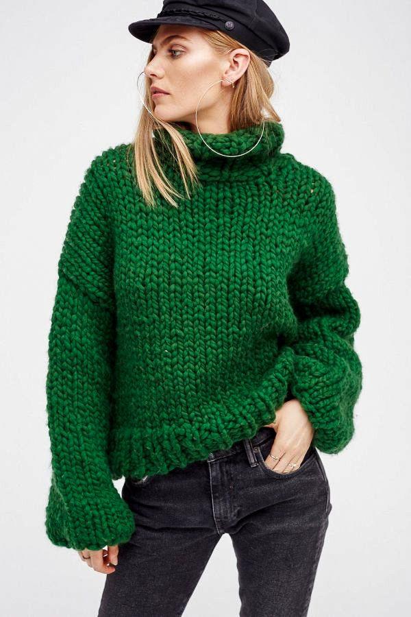 49+ Crochet Sweater Pattern! This Year Modern and Stylish ...