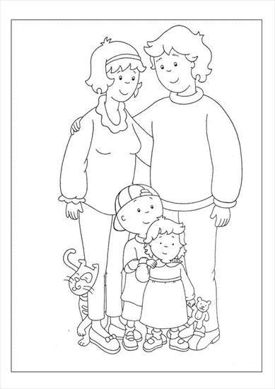 rodzina1 | Sunday School Ideas | Pinterest | Preescolar, Colores and ...