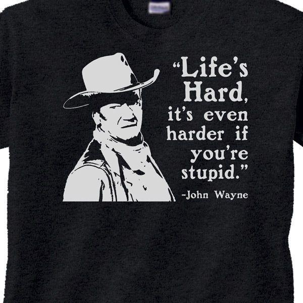 bcb36cba John Wayne T-Shirt