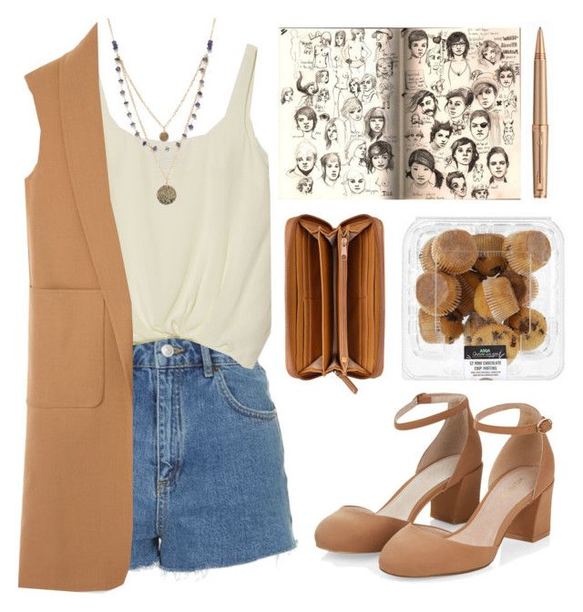 """""""Untitled #93"""" by roxeyturner ❤ liked on Polyvore featuring Monsoon, Topshop, Elizabeth and James, Alexander Wang, Alicia Marilyn Designs, Nine West, Greece, Santorini and outfitsfortravel"""
