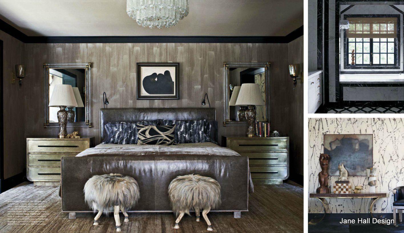 Best Mid Century Modern Bedroom Luxurious Bedrooms Elle 400 x 300