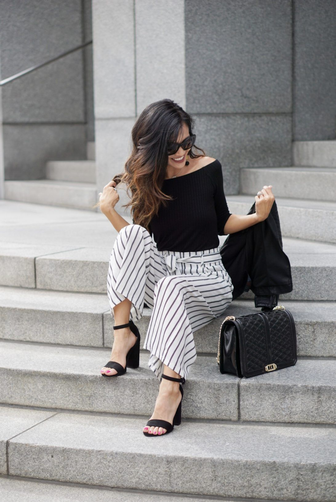 0f81be74949 6 New Changes to My site + Stripe Wide Leg Pants