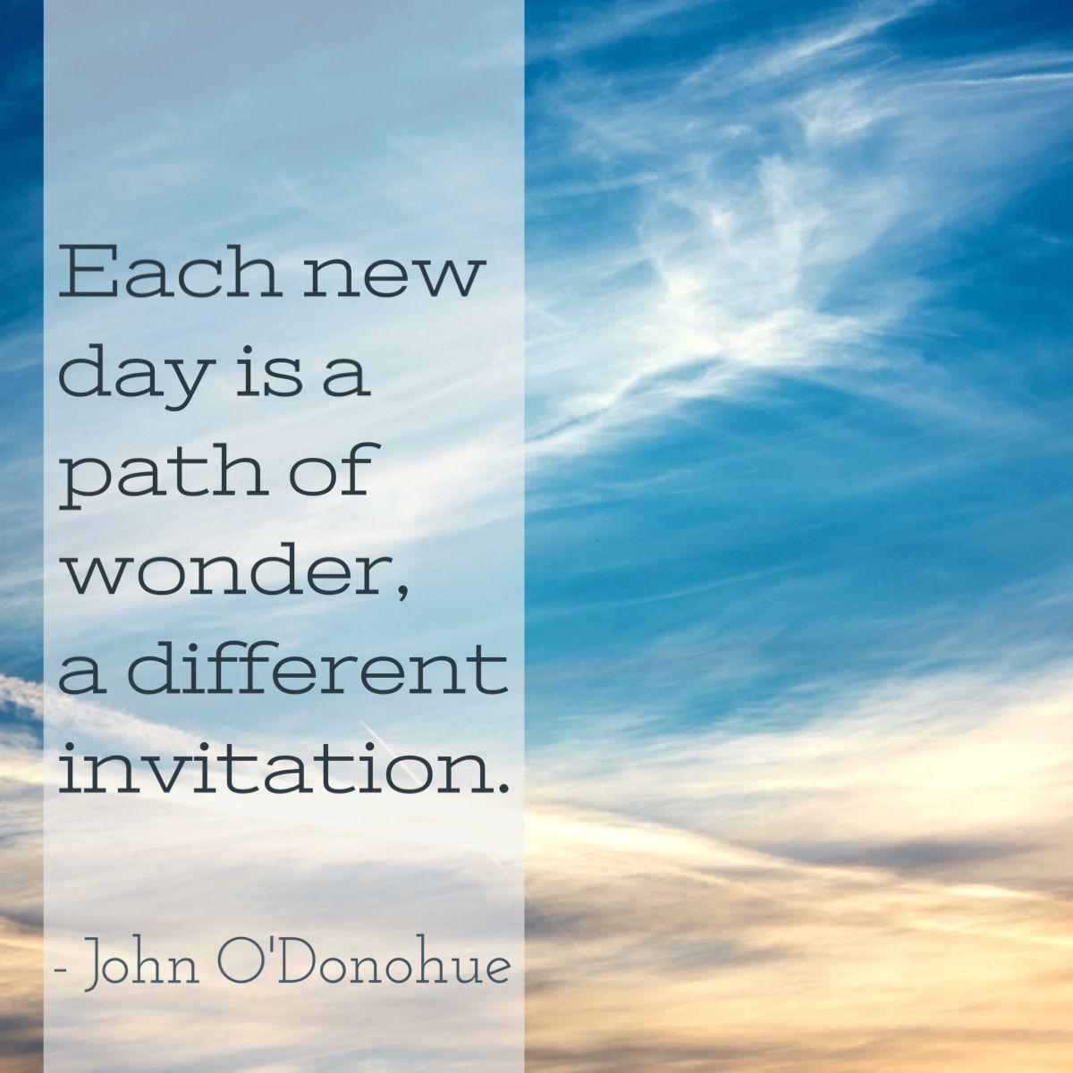 John O Donohue Favorite Words Inspirational Words Anam Cara Quotes