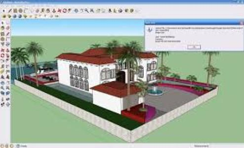 Google SketchUp Pro 2018 Crack With Serial Key Full Free