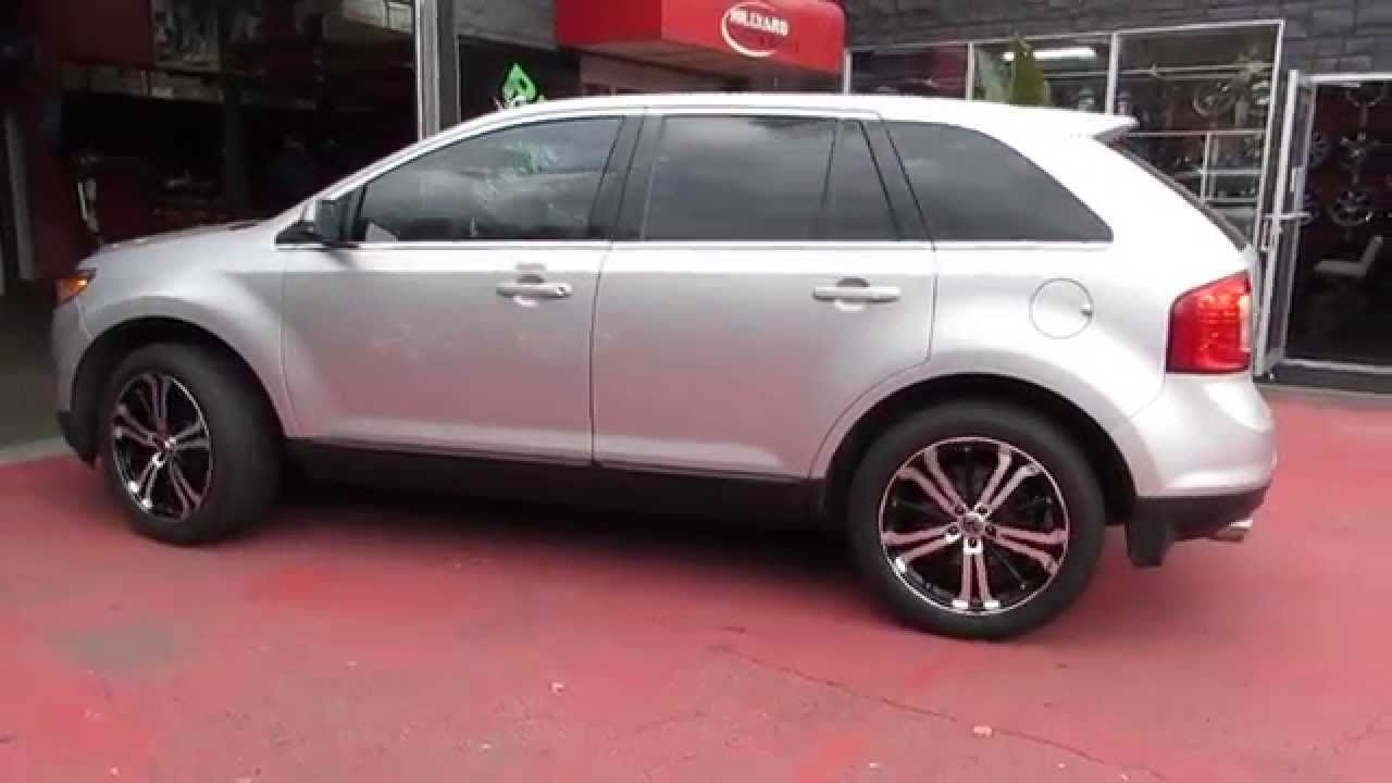 2013 FORD EDGE LIMITED LOADED JUST GOT WINTER READY WITH