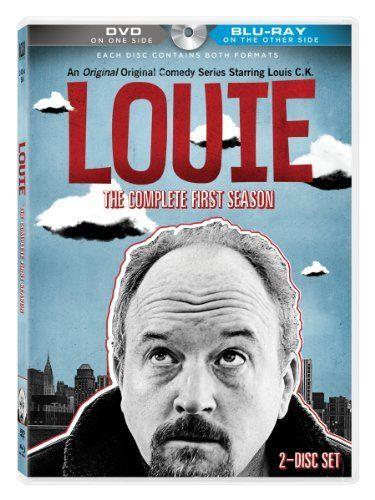 Louie: Season One (Two-Disc Blu-ray/DVD Combo in DVD Packaging) DVD ~ Louis C.K., http://www.amazon.com/dp/B003R4ZMOA/ref=cm_sw_r_pi_dp_p770qb1GCX695