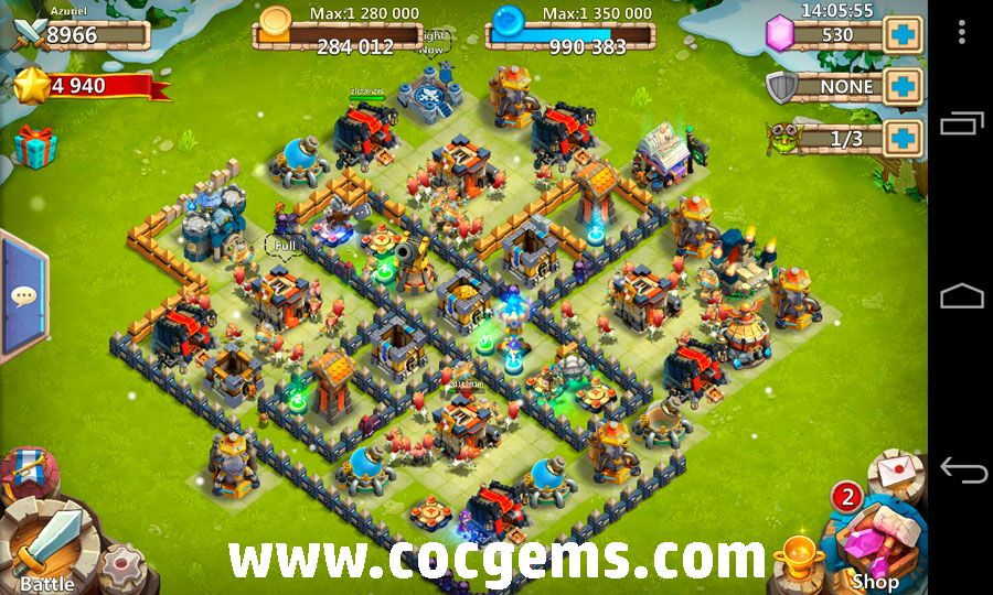 castle clashcastle clash gemsLearn These Basic Guides