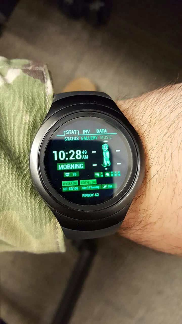 Pin by Sebastian on Cool Wearable Items | Fallout watch