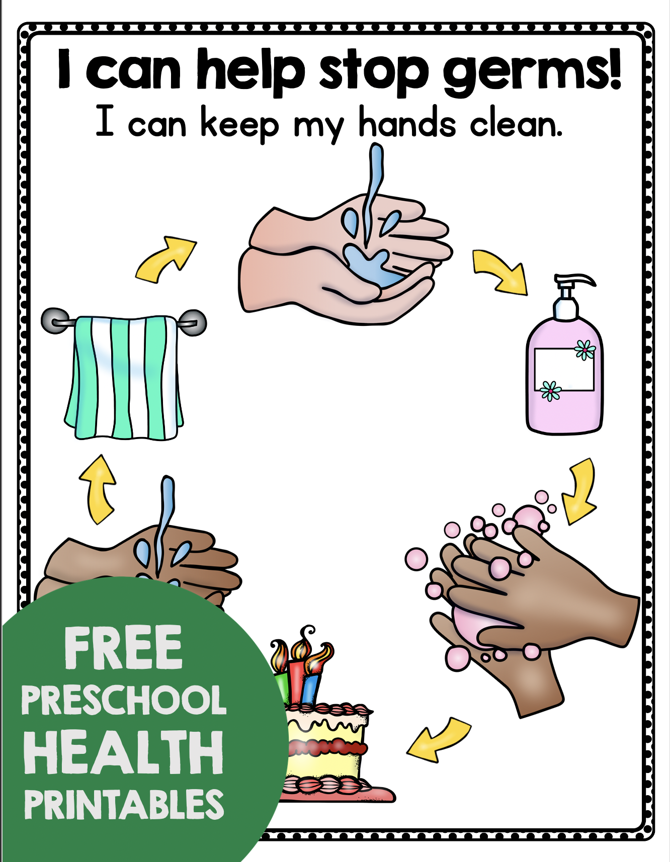 Pin On Free Kindergarten Printable Worksheets