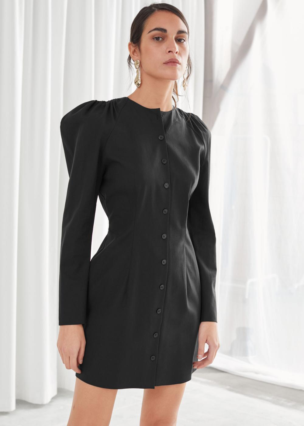 Pdp Mini Dress Fashion Mini Black Dress [ 1400 x 1000 Pixel ]