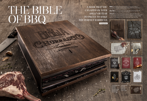 Tramontina - The Barbecue Bible