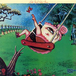 Sailin Shoes Wikipedia The Free Encyclopedia Album Cover Art Little Feat Greatest Album Covers