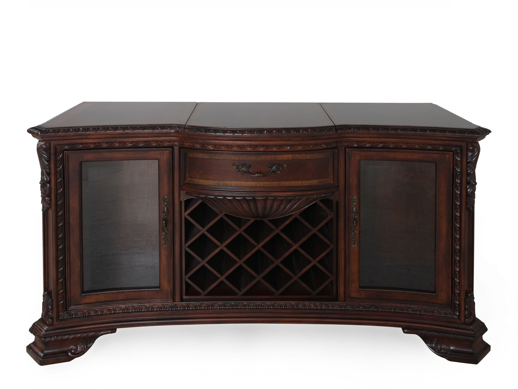 ART Furniture Old World Wine And Cheese Buffet Dining Room