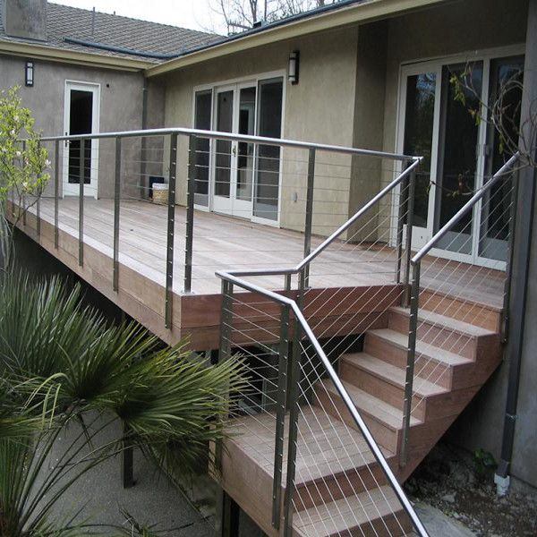 Best Pin By Janice Rushdy On Cambodian House Cable Railing 400 x 300
