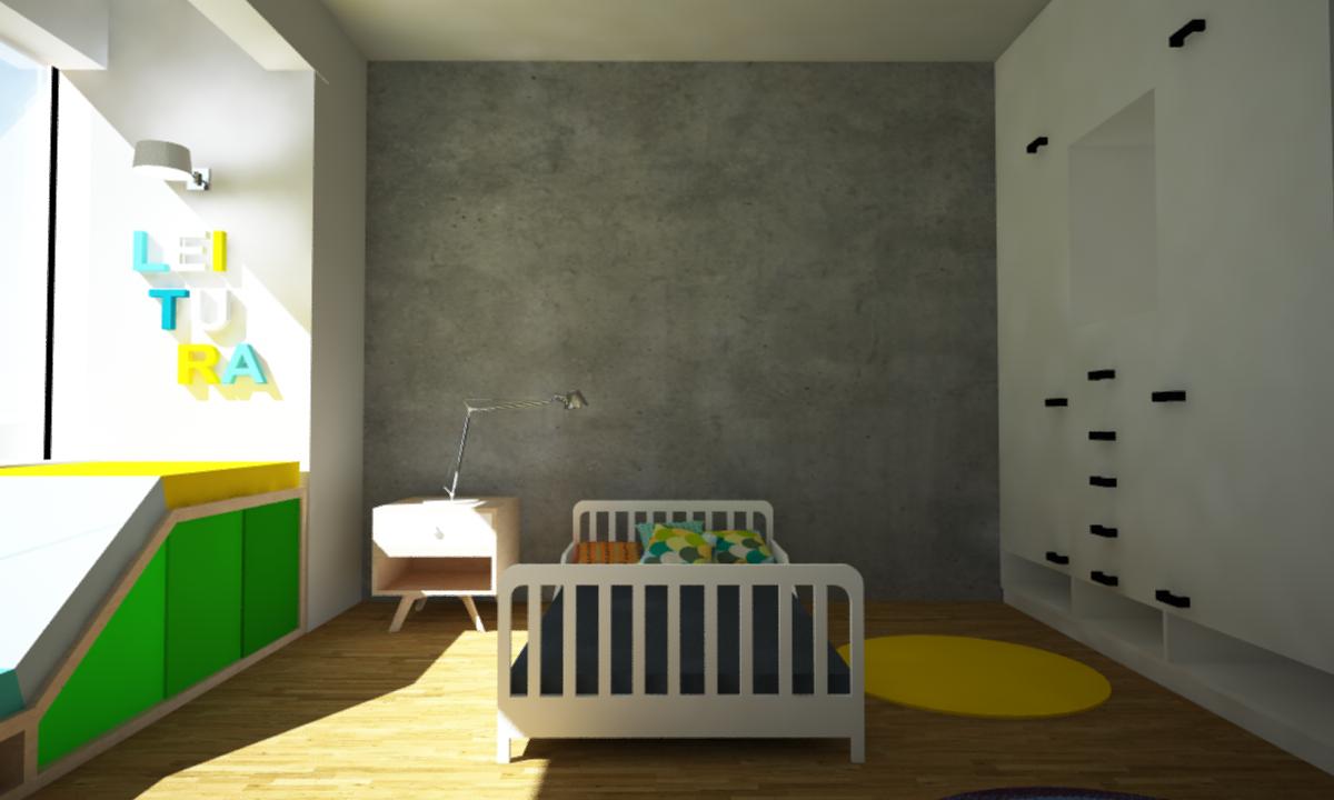 """Design de Interiores """"Quarto Menino"""" Cliente: Privado Projeto: Quartinho Direções Artísticas Jul/2014"""