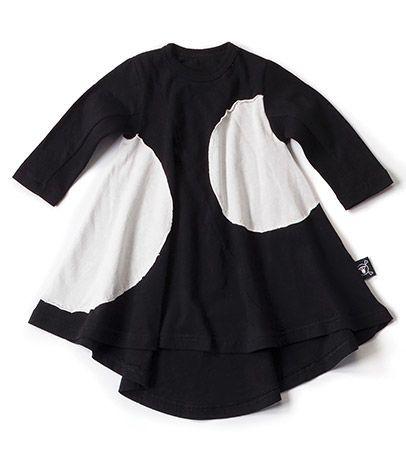 Nununu Black 360 Dress — Sailor Janes