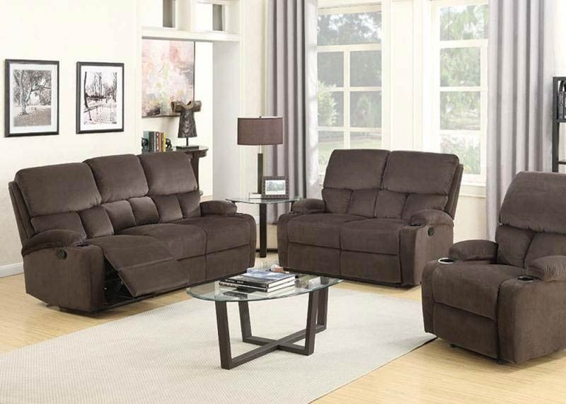 Acme Furniture Bokair 3 Piece Living Room Set 53890 3set Living Room Recliner 3 Piece Living Room Set Living Room Sets #reclining #3 #piece #living #room #set