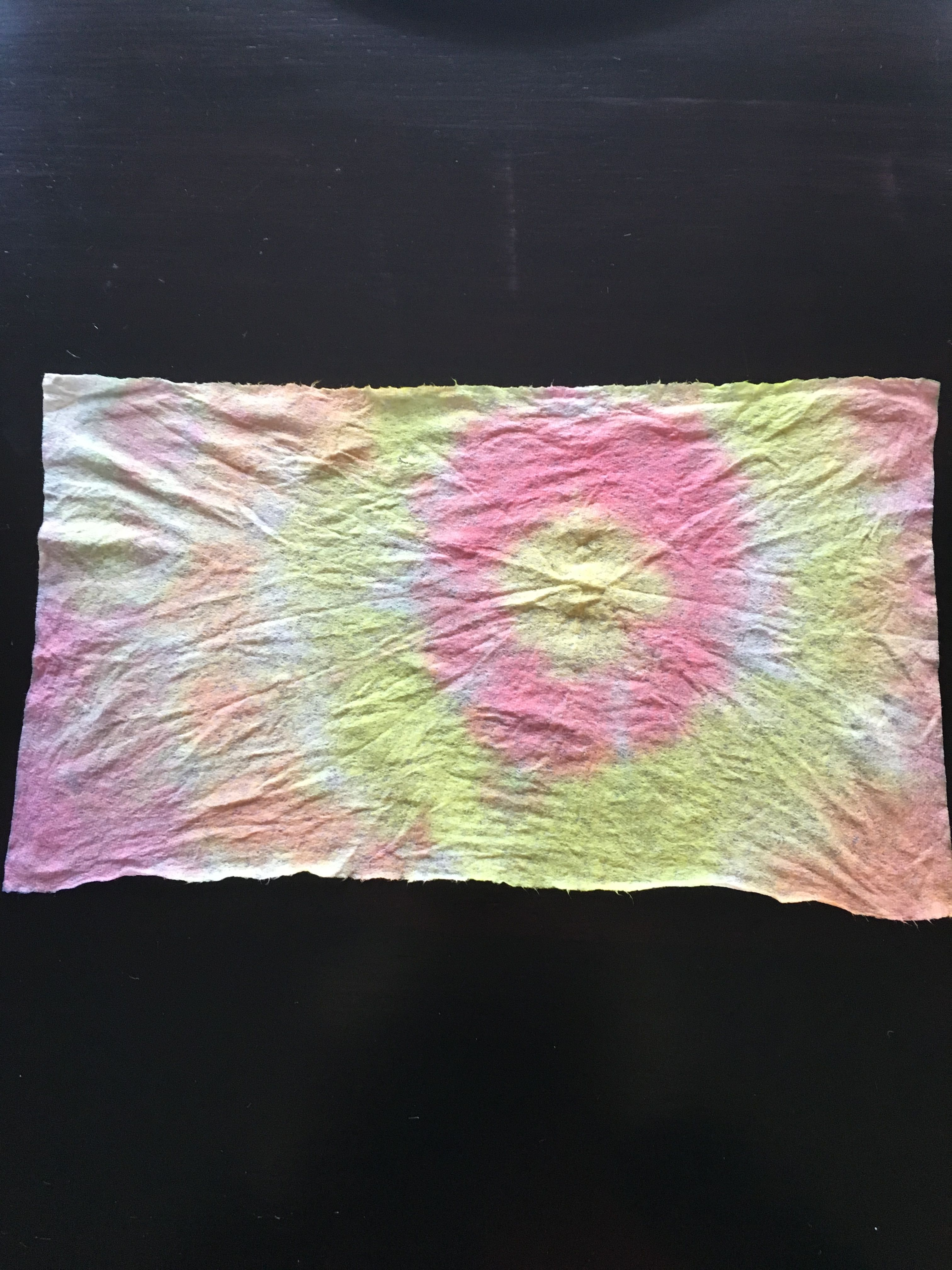 Children S Tie Dye Color Activity Using Food Coloring