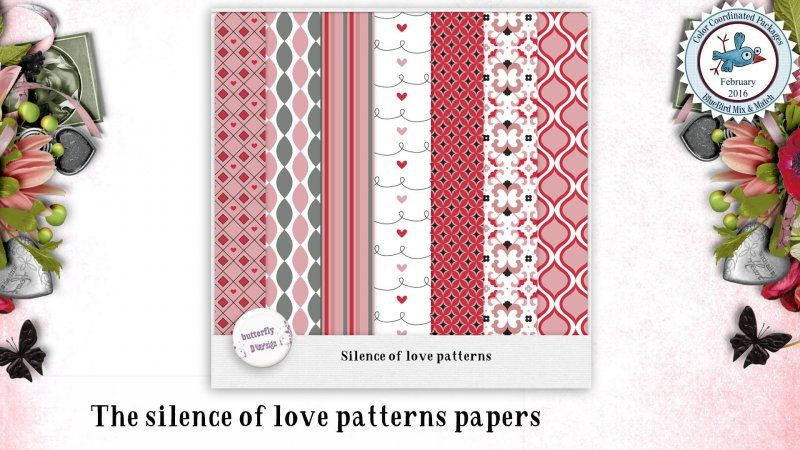 The silence of love patterns papers
