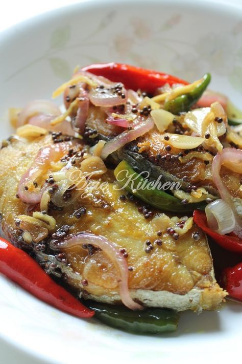 Resepi Ikan Masak Kicap Azie Kitchen ~ Resep Masakan Khas