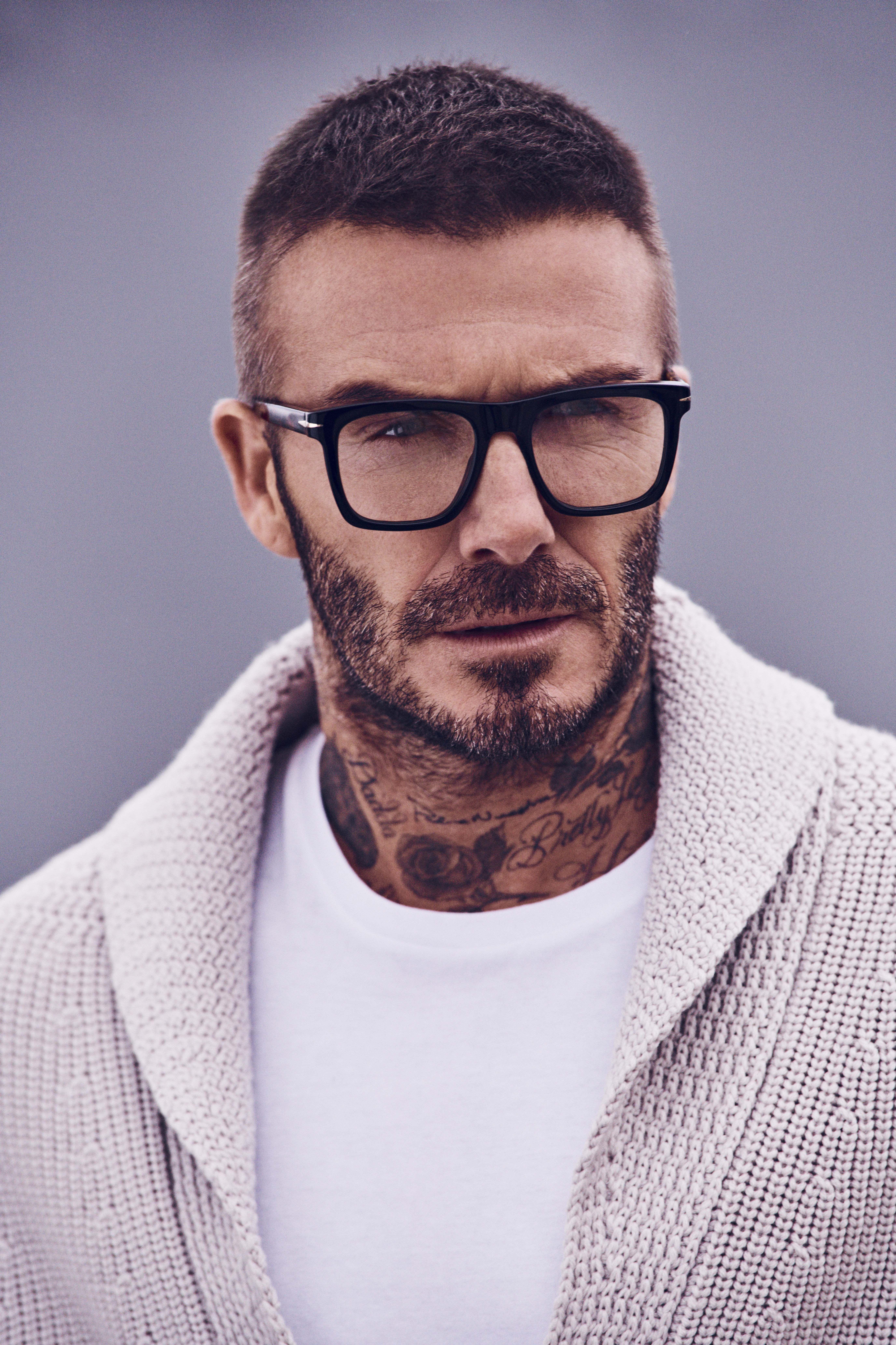 5 questions à David Beckham sur sa première collec