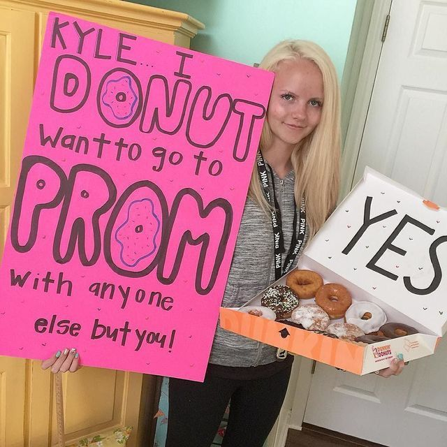 Asking To Prom, Prom Posters