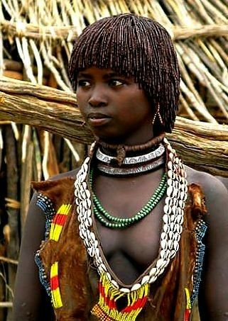 African Tribes #africanbeauty
