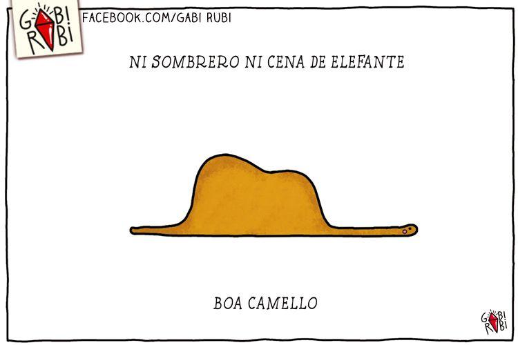 Sombrero Serpiente Boa Y Sombrero Elefante El Principito Gabi Rubi Dibujo Ilustracion Dibujo De El Sombrero Y El El Disney Characters Winnie The Pooh Thumbs Up