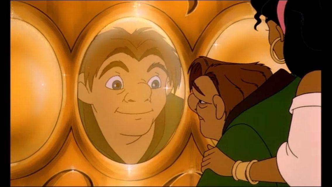 What Quasimodo Would Look Like Undeformed Disney Aesthetic Disney Animated Films Disneytoon Studios