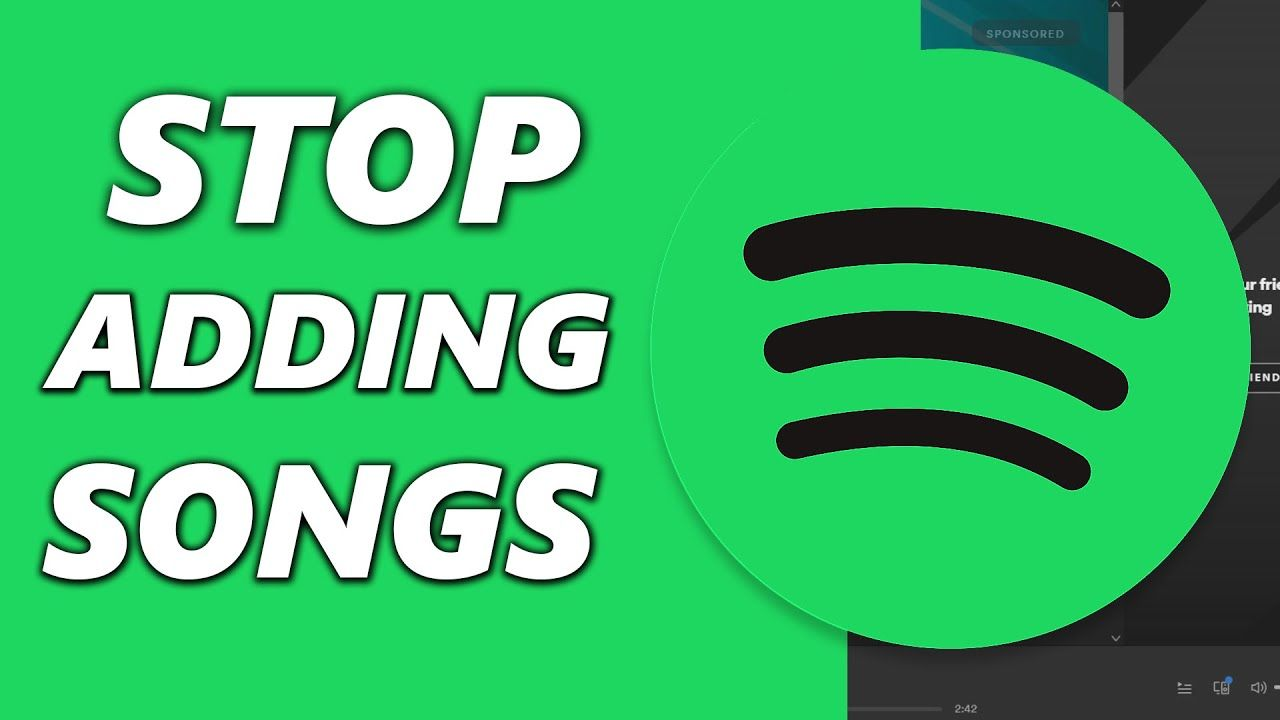 How you can Cease Spotify from Including Songs to Playlist