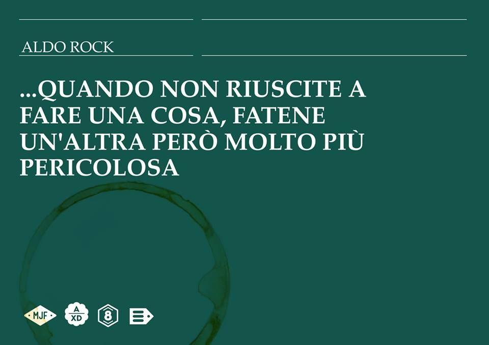 Aldo Rock Aldo