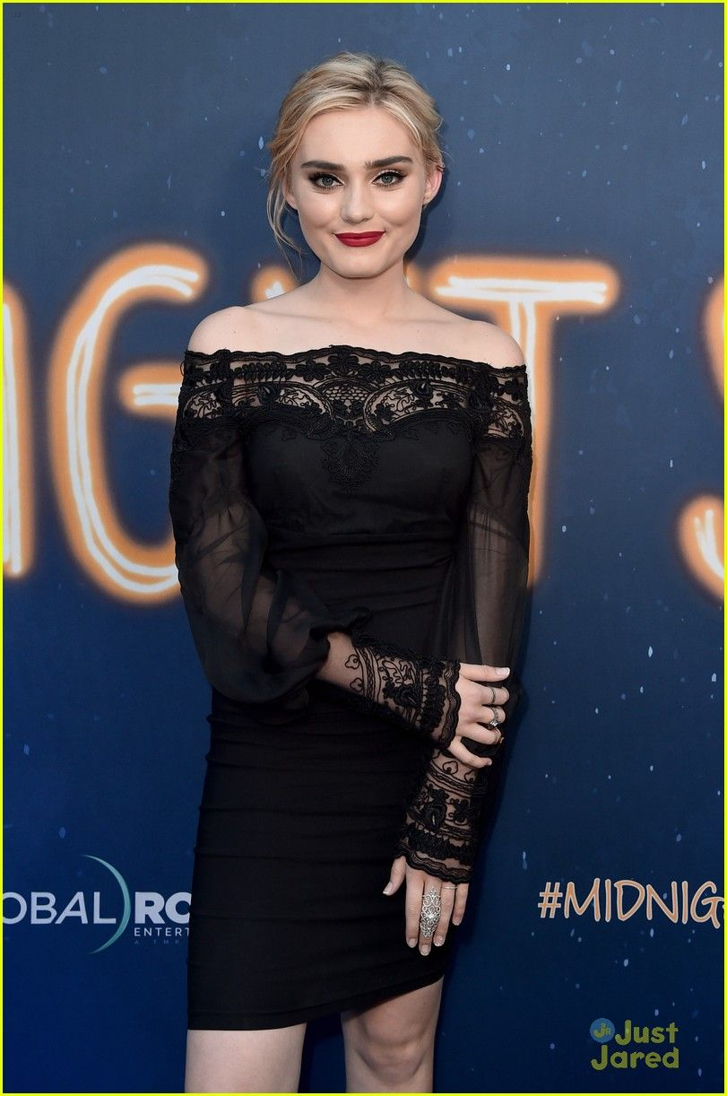 Meg Donnelly Midnight Sun premiere Meg donnelly