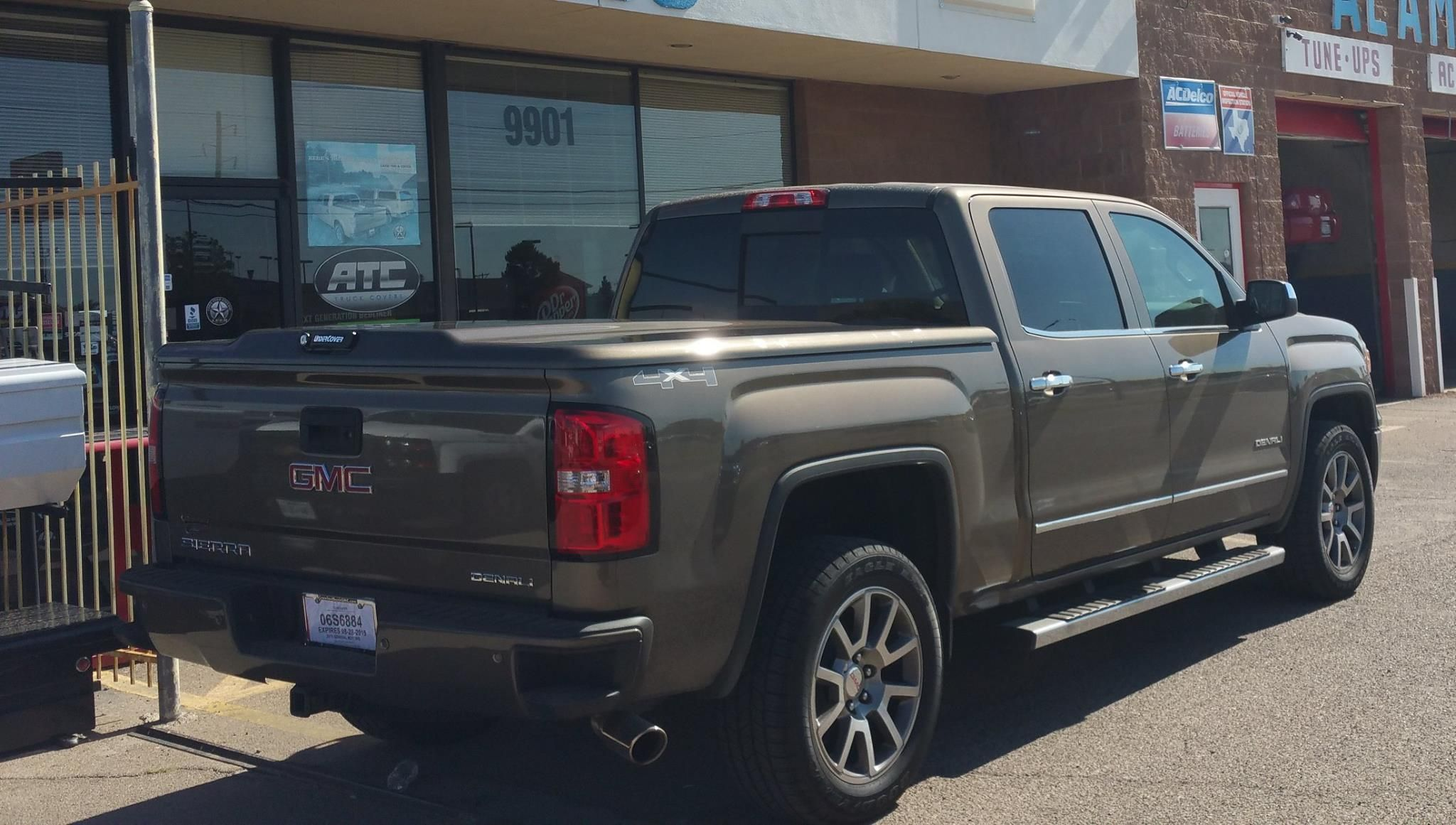 Flawless Paint Match On This 15 Gmc Denali With Our Elite Lx