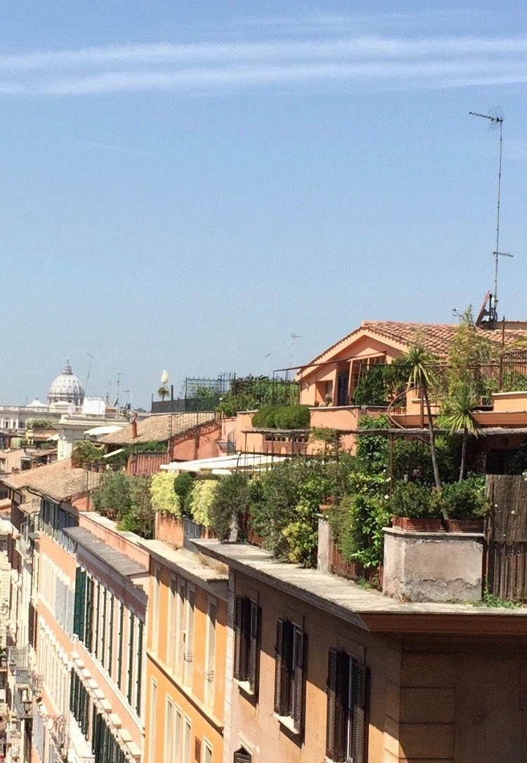 Quanto sei bella Roma.. da quassù